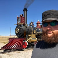 Photo taken at Golden Spike National Historic Site by William D. on 9/24/2018