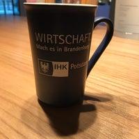 Das Foto wurde bei IHK Potsdam von Michael K. am 3/7/2018 aufgenommen