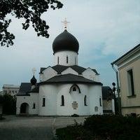 7/8/2013 tarihinde Vadim S.ziyaretçi tarafından Marfo-Mariinsky Convent'de çekilen fotoğraf
