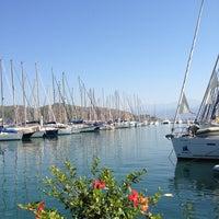 7/6/2013 tarihinde Sonya M.ziyaretçi tarafından Mod Yacht Lounge'de çekilen fotoğraf