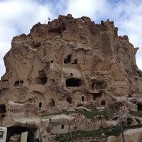 3/1/2013 tarihinde Sadik S.ziyaretçi tarafından Uçhisar Kalesi'de çekilen fotoğraf