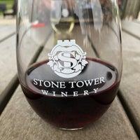 Das Foto wurde bei Stone Tower Winery von Jim R. am 4/24/2021 aufgenommen