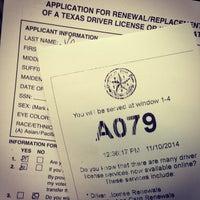 renew drivers license denton tx