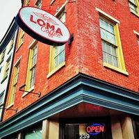 รูปภาพถ่ายที่ LOMA Coffee โดย Mister เมื่อ 7/23/2013