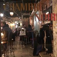 La Chambre Noire Speakeasy In Paris