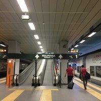 Снимок сделан в Aeroporto di Milano Malpensa (MXP) пользователем Володя П. 5/23/2013