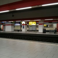 Brussels National Airport Rail...