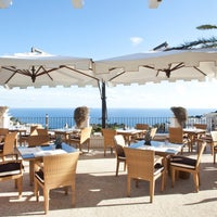 7/8/2013 tarihinde Capri Tiberio Palaceziyaretçi tarafından Capri Tiberio Palace'de çekilen fotoğraf