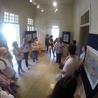 Снимок сделан в Centro de Preservação Cultural da USP - Casa de Dona Yayá пользователем Anderson S. 5/25/2015
