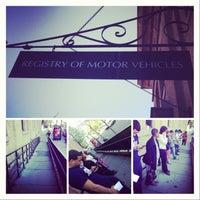 Registry of motor vehicles roslindale ma