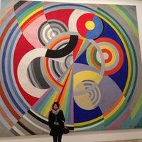 Photo prise au Musée d'Art Moderne de Paris (MAM) par Maria J A. le12/16/2012