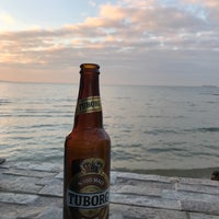 1/7/2018 tarihinde Alev A.ziyaretçi tarafından Kilyos Plaj Restaurant'de çekilen fotoğraf