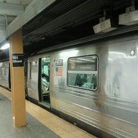 10/7/2012にDaniel S.がMTA Subway - 161st St/Yankee Stadium (4/B/D)で撮った写真