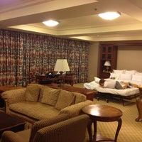 Снимок сделан в JW Marriott Las Vegas Resort & Spa пользователем Marta R. 9/29/2012
