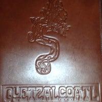 Foto tirada no(a) Quetzalcoatl Fine Mexican Cuisine and Bar por Jessica P. em 8/22/2014