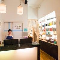 Ohm Spa & Lounge - NoMad - 16 tips