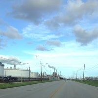 LyondellBasell Houston Refining LP - Factory in Meadowbrook