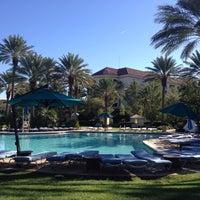 Снимок сделан в JW Marriott Las Vegas Resort & Spa пользователем Peter V. 10/2/2013
