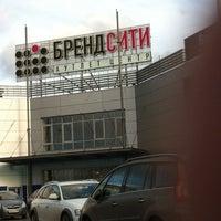 9/28/2013 tarihinde Nikolai M.ziyaretçi tarafından Аутлет центр Бренд Сити'de çekilen fotoğraf