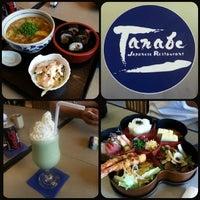 Foto diambil di Tanabe Japanese Restaurant oleh Rj S. pada 3/30/2014