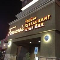 3/2/2013에 Bryan W.님이 Ferraro's Italian Restaurant & Wine Bar에서 찍은 사진