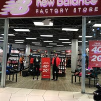 new balance factory store locations