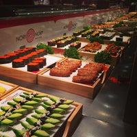 รูปภาพถ่ายที่ Nori Nori Japanese Buffet โดย Benjie L. เมื่อ 9/1/2013