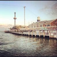 9/24/2012 tarihinde Javier M.ziyaretçi tarafından Kemah Boardwalk'de çekilen fotoğraf
