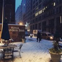 Foto tirada no(a) Hilton Garden Inn por Sarah P. em 2/3/2015