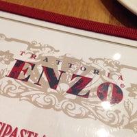 3/15/2014にIpek Y.がTrattoria Enzoで撮った写真