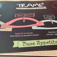 3/1/2015에 Rossella R.님이 Tramé - Original Venetian Sandwiches에서 찍은 사진