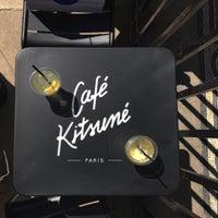 Photo prise au Café Kitsuné par Jean-Baptiste K. le4/19/2017
