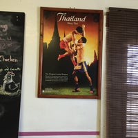 Photo taken at Chanpen Thai by Vasundhara R. on 4/20/2016