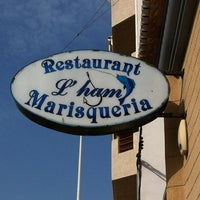 7/17/2013にHector F.がRestaurante Marisqueria L'hamで撮った写真