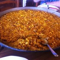 8/1/2013にHector F.がRestaurante Marisqueria L'hamで撮った写真