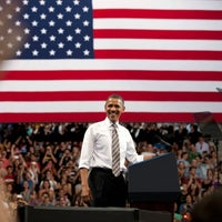 Foto diambil di University of Colorado Boulder oleh The White House pada 4/30/2012