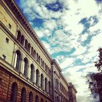 Das Foto wurde bei Technische Universität Berlin von Shucream T. am 10/29/2013 aufgenommen