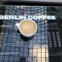 Das Foto wurde bei Berlin Coffee von Özcan A. am 10/22/2018 aufgenommen