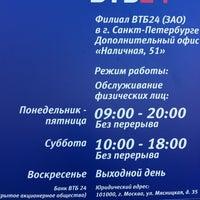 банк втб 24 офисы в спб адреса оформить заявку на кредит в хоум кредит банке через интернет
