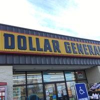 Foto tomada en Dollar General por Donnie D. el 11/22/2016