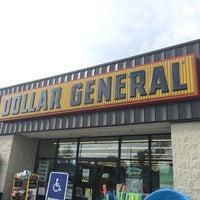 รูปภาพถ่ายที่ Dollar General โดย Donnie D. เมื่อ 5/17/2017