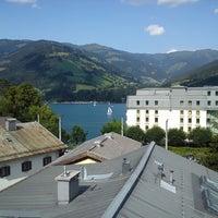 7/18/2013 tarihinde Katie K.ziyaretçi tarafından Hotel Fischerwirt'de çekilen fotoğraf
