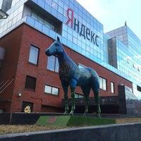 Foto diambil di Yandex HQ oleh Michel C. pada 4/11/2016