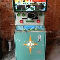 7/7/2013 tarihinde Elfimovaziyaretçi tarafından Museum of Soviet Arcade Machines'de çekilen fotoğraf