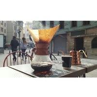 Photo prise au Coffeetopia par Mehmet M. le11/10/2014