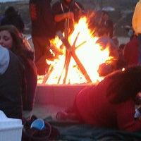 Foto tomada en Dockweiler State Beach por Hesh M. el 4/29/2013