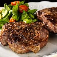 Снимок сделан в Sam's Steak House пользователем Lifestyle-издание bit.ua | Be in trend! 7/22/2013