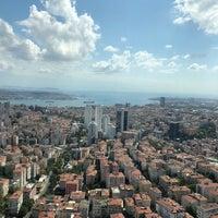 Снимок сделан в Fairmont Quasar Istanbul пользователем Murat 8/31/2019