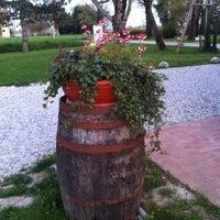 Das Foto wurde bei Agriturismo Palazzo Baldini von Dora V. am 4/14/2013 aufgenommen