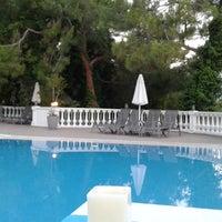 7/10/2017 tarihinde Havva B.ziyaretçi tarafından Pine Club Hotel'de çekilen fotoğraf